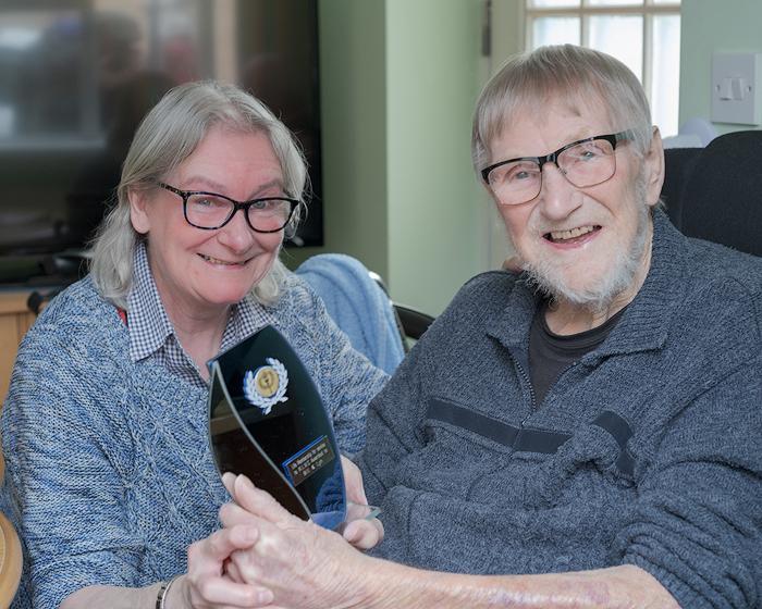 Bill and Lynda Barry